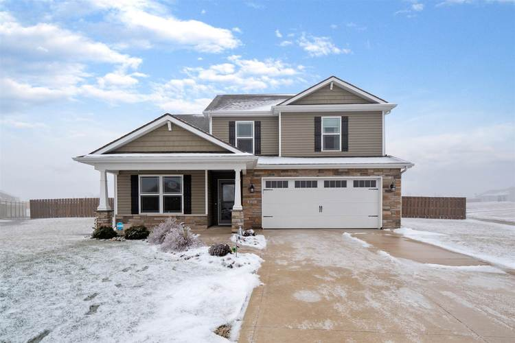 8105  Golden Gate Place Fort Wayne, IN 46835 | MLS 201904934