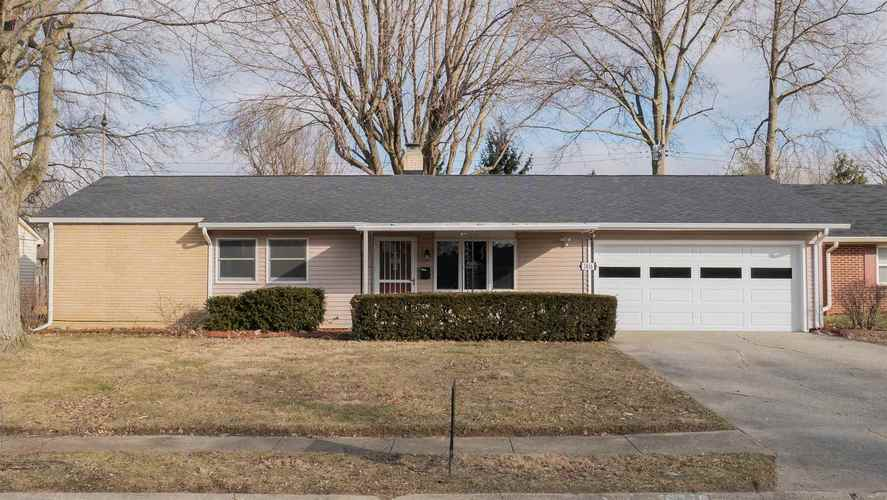 1816 W WILNO Drive Marion, IN 46952 | MLS 201905255