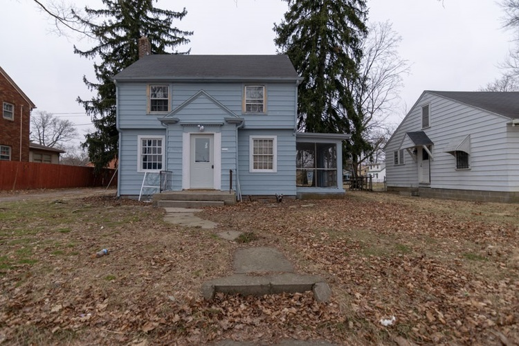 4222  Lillie Street Fort Wayne, IN 46806 | MLS 201905326