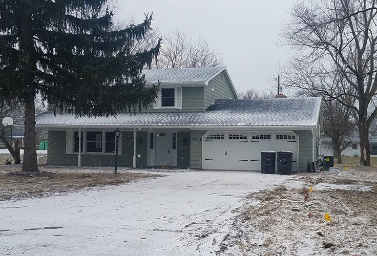 3914  TRIER Road Fort Wayne, IN 46815 | MLS 201905349