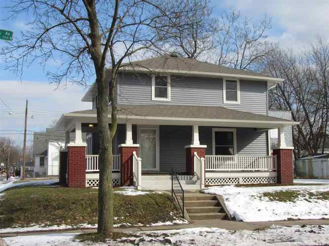 754  Cottage Grove Avenue South Bend, IN 46616 | MLS 201905403