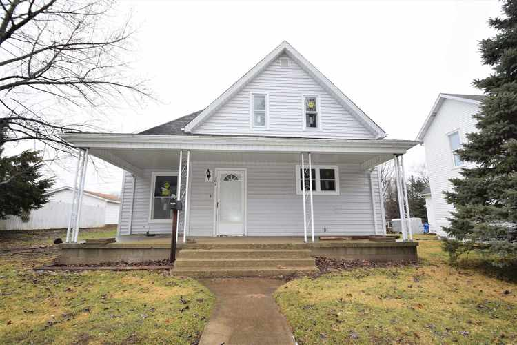 204 E Garfield Street Alexandria, IN 46001 | MLS 201905416