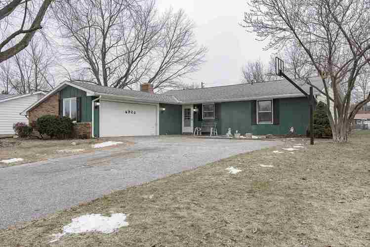 4923  Ridgedale Drive Fort Wayne, IN 46835 | MLS 201905500