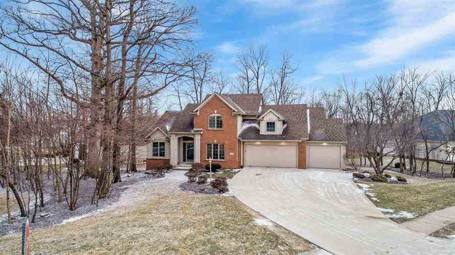 12306  HAWKINS Way Fort Wayne, IN 46814 | MLS 201905552