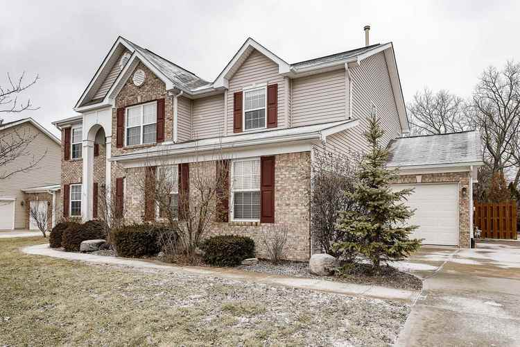 7312  Lakeland Trails Boulevard Indianapolis, IN 46259 | MLS 201905760