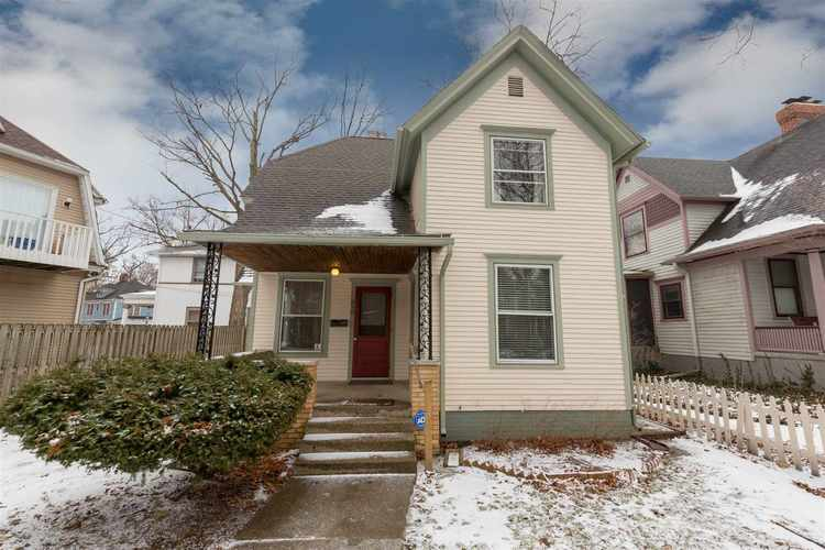858  Forest Avenue South Bend, IN 46616 | MLS 201905873