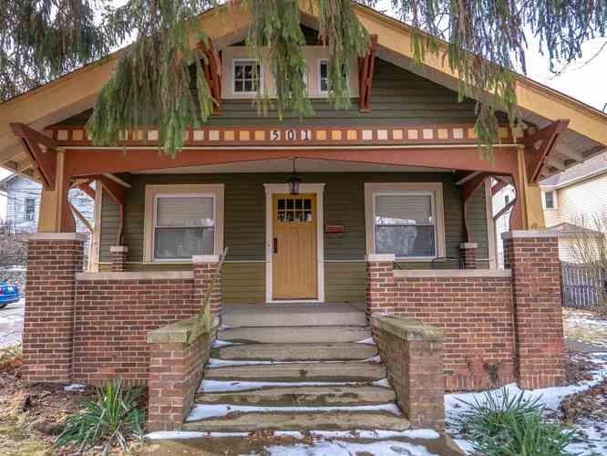 501 W SPENCER Avenue W Marion, IN 46952 | MLS 201906204 | photo 1