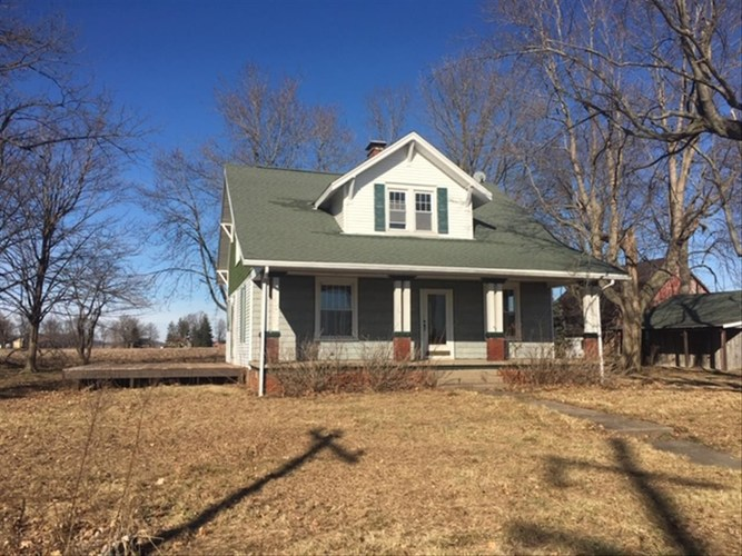 2644 E 400 N Street Patoka, IN 47666 | MLS 201906291