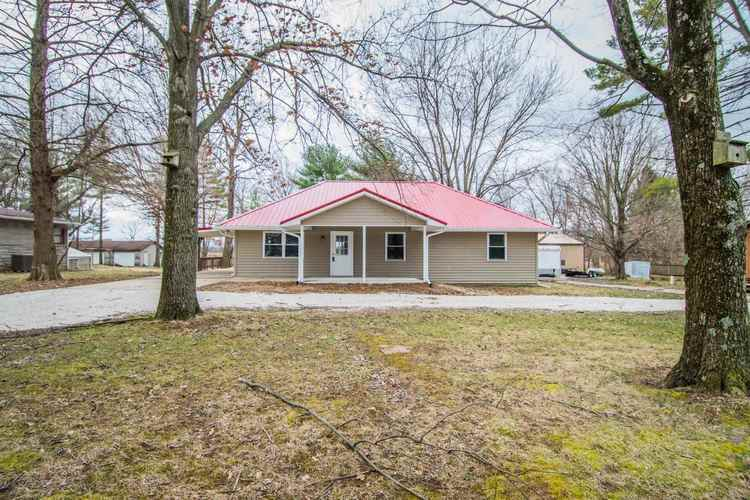 3746 N Camp Arthur Road Vincennes, IN 47591 | MLS 201906358