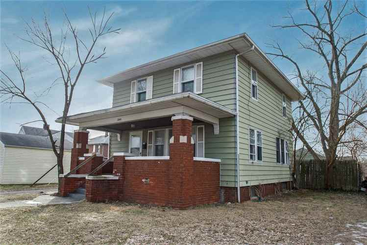 2414  Frederickson Street South Bend, IN 46628 | MLS 201907104