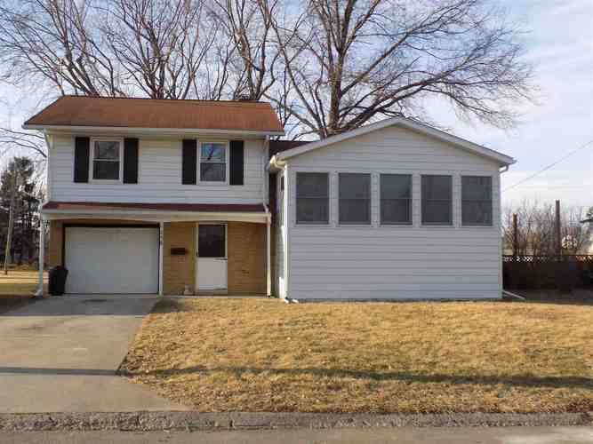1058  Parkview Drive Decatur, IN 46733   MLS 201907143