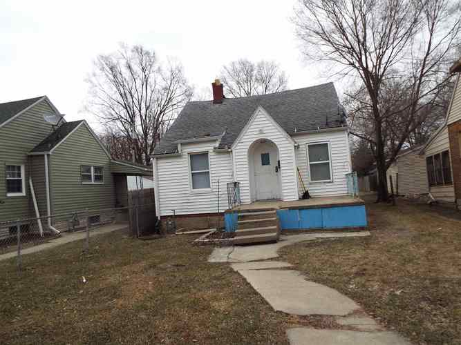610 S Sheridan Street South Bend, IN 46619-2853 | MLS 201907330