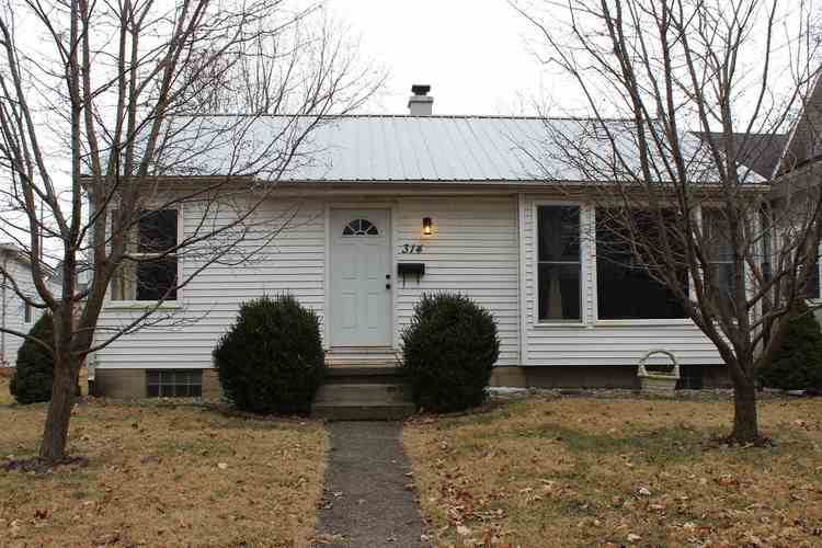 314 N West Street Warsaw, IN 46580 | MLS 201907511