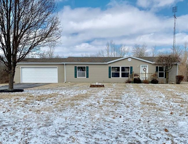 6747 E 100 SOUTH  Marion, IN 46953 | MLS 201907803