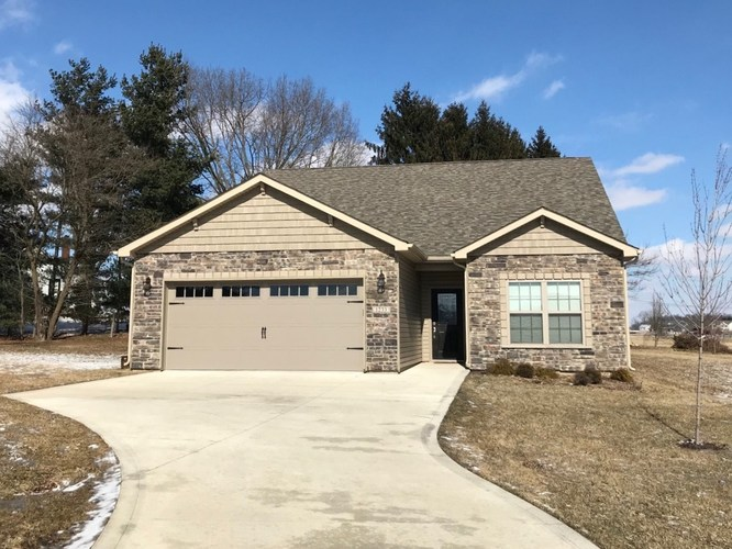1233  KILLDEER Road Greentown, IN 46936 | MLS 201907863
