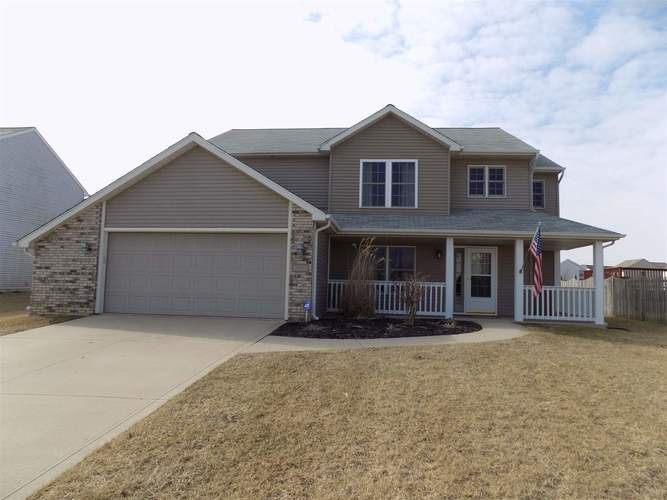 2930 Shallowbrook Dr Drive Fort Wayne, IN 46814 | MLS 201908155 | photo 1