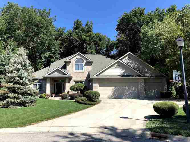 6601  Tralee Court Fort Wayne, IN 46835 | MLS 201908202