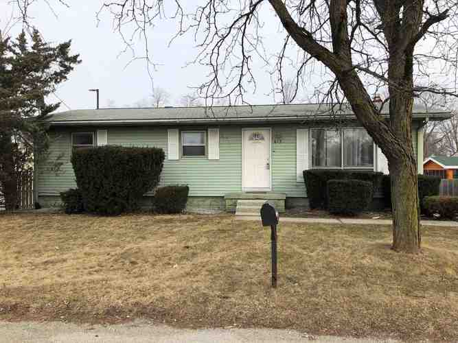 612 W Main Street  Greentown, IN 46936 | MLS 201908307