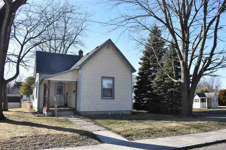 508 N East Street Tipton, IN 46072 | MLS 201908411
