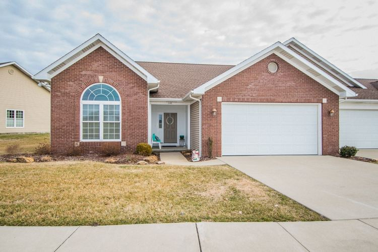1145 N Fox Ridge Links Drive Vincennes, IN 47591 | MLS 201908464