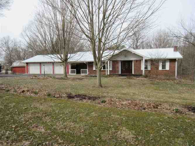 9071 N Copper Branch Road Solsberry, IN 47459 | MLS 201908524