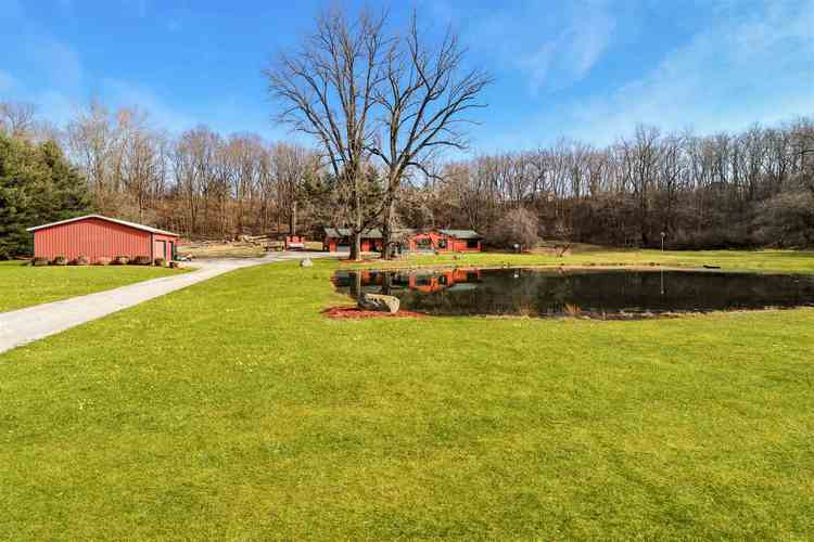 4361 E St Rd 18  Brookston, IN 47923 | MLS 201908607
