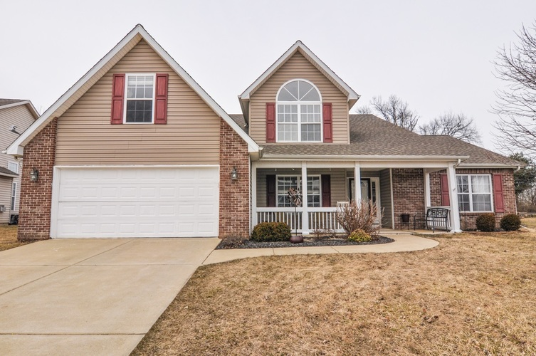 2612  Grosbeak Lane West Lafayette, IN 47906 | MLS 201908692