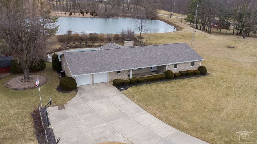 1575 E BOCOCK Road Marion, IN 46952 | MLS 201908792
