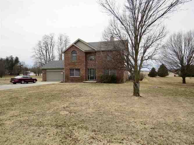 1552 N CR 130 W Road Frankfort, IN 46041 | MLS 201908854