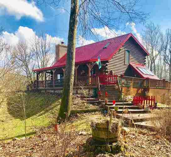 3461 E State Road 218  Peru, IN 46970 | MLS 201908926