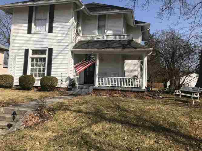 1009 N MAIN ST Crossing Frankfort, IN 46041 | MLS 201908988