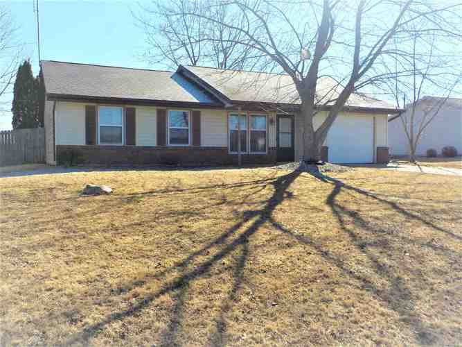 415  Countryside Drive Ossian, IN 46777 | MLS 201909261