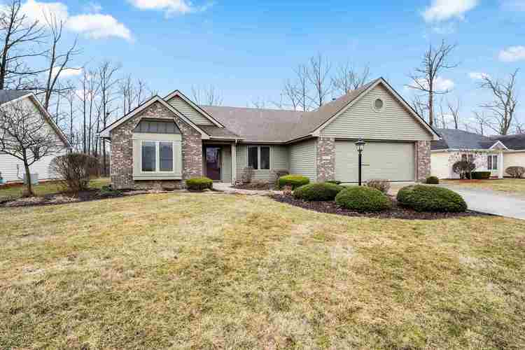 3007  Hedgerow Pass Fort Wayne, IN 46804-7854 | MLS 201909436
