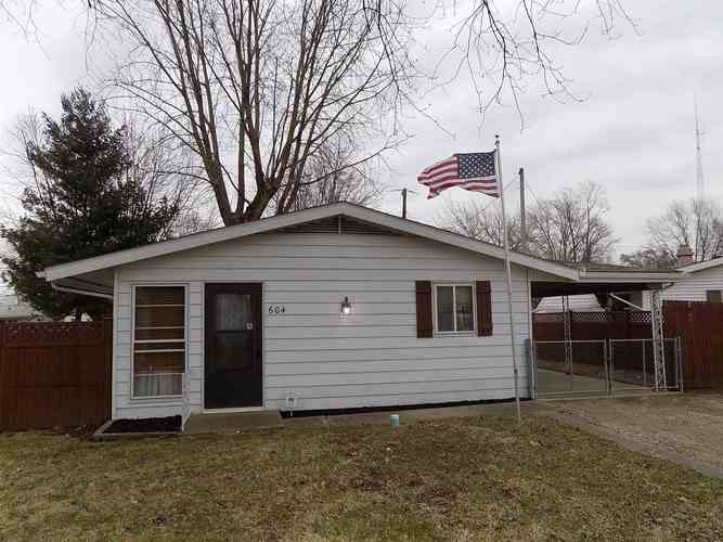 604  MIAMI Boulevard Kokomo, IN 46902 | MLS 201909663