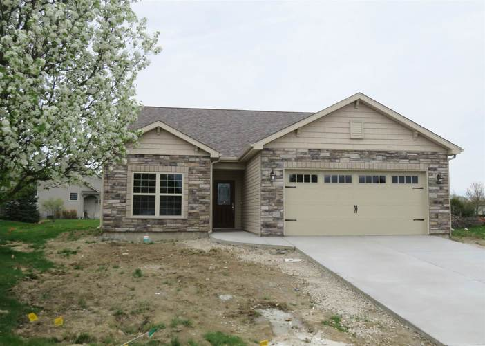 4108  Trilithon Court West Lafayette, IN 47906 | MLS 201909954