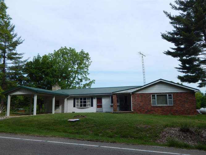 5026  US HWY 50 WEST  Mitchell, IN 47446 | MLS 201910049