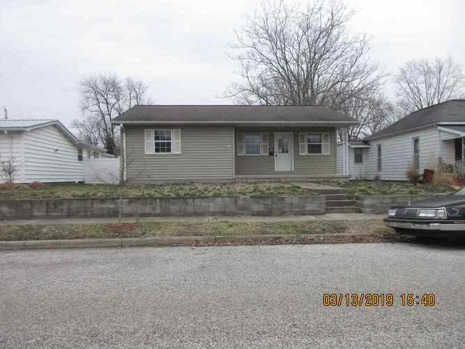 1412  Busseron Street Vincennes, IN 47591 | MLS 201910066