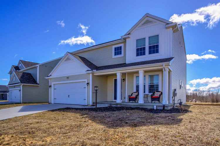 4418 W Cherry Pointe Drive South Bend, IN 46628 | MLS 201910164