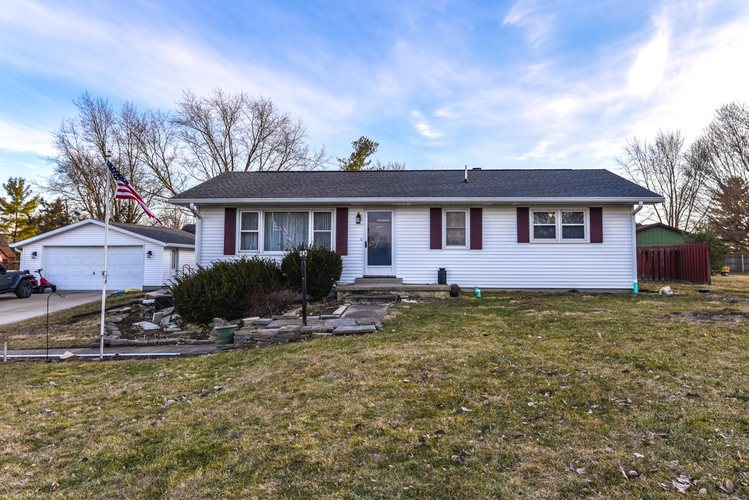 2905  State Road 225 East  Battle Ground, IN 47920 | MLS 201910215