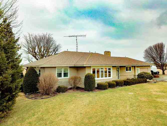 5888 E State Road 38  New Castle, IN 47362 | MLS 201910276