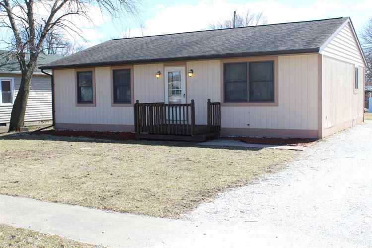 115 E South Railroad Street Remington, IN 47977 | MLS 201910374