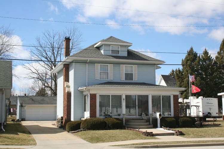 1108 S JACKSON Street Frankfort, IN 46041-3309 | MLS 201910375
