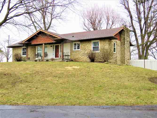 3806 S Grant City Road Shirley, IN 47384 | MLS 201910400