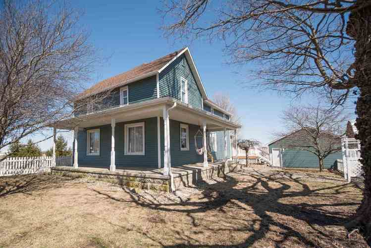 5601 S Washington Road Columbia City, IN 46725 | MLS 201910566