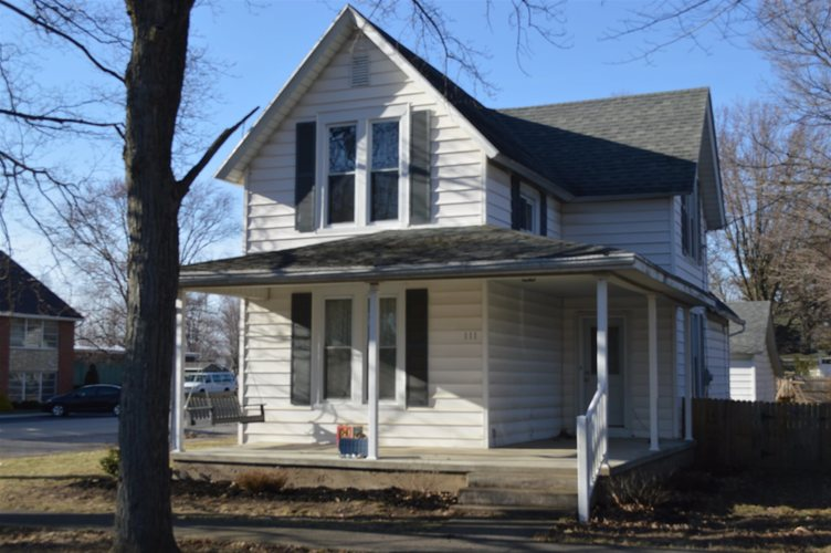 111 W Fourth Street Milford, IN 46542 | MLS 201910571
