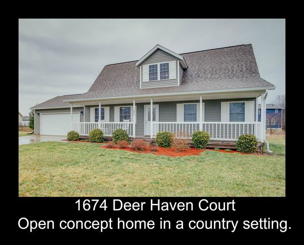 1674  Deer Haven Court Spencer, IN 47460-7464 | MLS 201910636