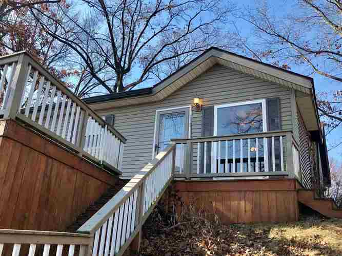 3884 E FOREST LODGE Loop Monticello, IN 47960 | MLS 201910804