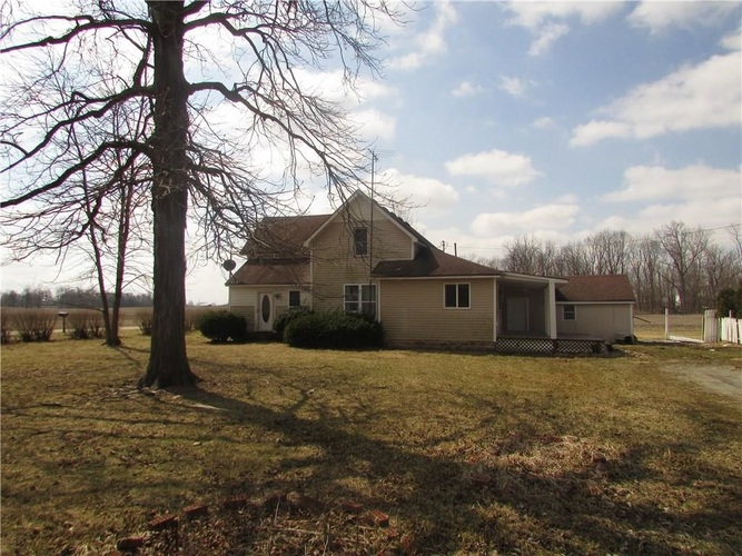 9277 W 300N Road Shirley, IN 47384 | MLS 201910954