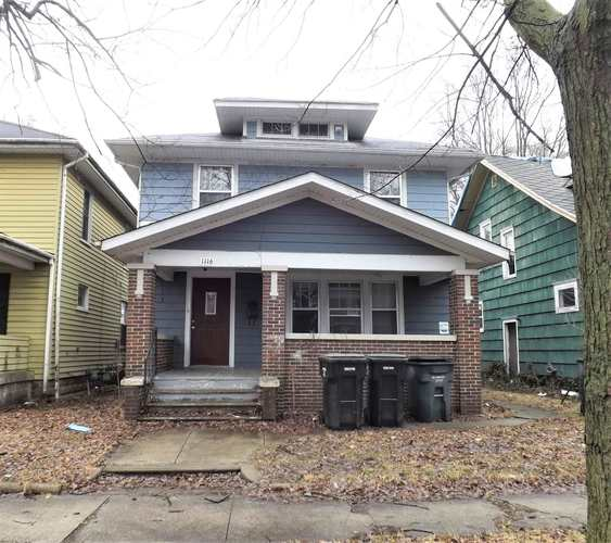 1116 W Jefferson Street W South Bend, IN 46601-2617 | MLS 201911043 | photo 1
