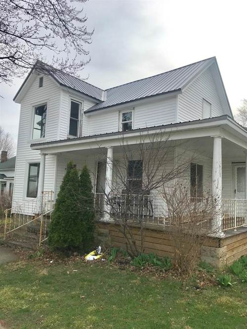 236 N Jefferson Street Cromwell, IN 46732-9542 | MLS 201911191